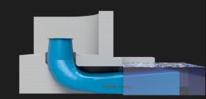 Hydro Energy - rura ssawna