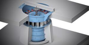 Hydro Energy - nowa Turbina Kaplana