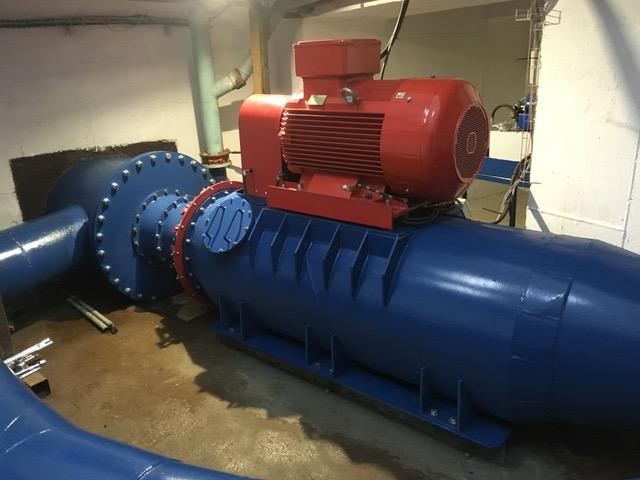 Turbina Kaplana 6 - Hydro Energy s.c.