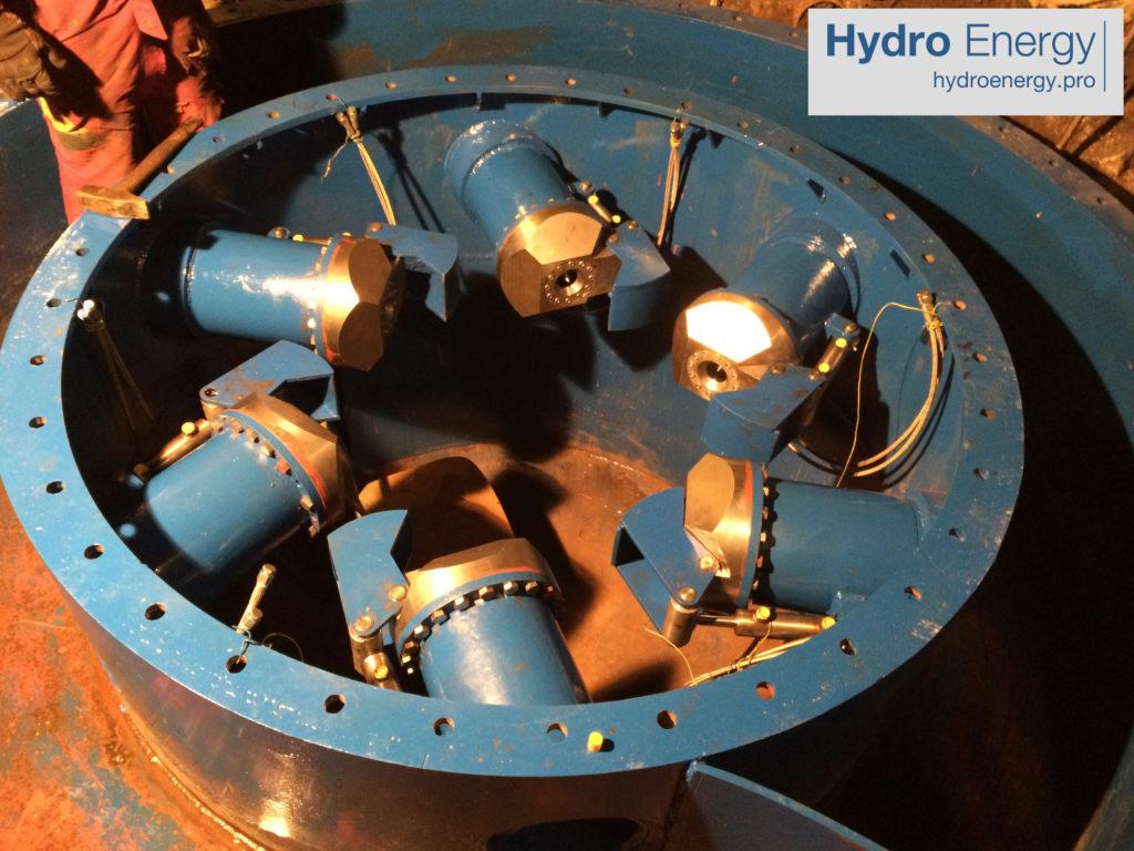 Turbina Peltona 2 - Hydro Energy s.c.