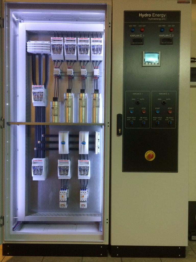 Hydro Energy - szafa sterownicza